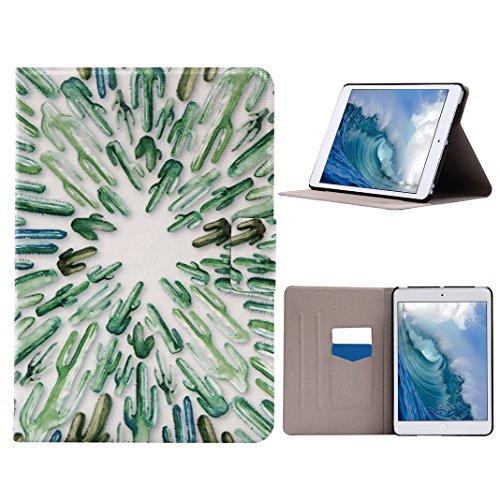 Moon mood Housse iPad Mini 1 2 3 Rabat, Coque de Protection pour Apple iPad Mini 1/2/3 Flip Case Cover en PU Cuir Stand Magnétique Support Porte Carte Tablette Étui avec Mise en Veille Automatique