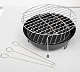 #5: Lifetime Barbeque Charcoal Grill