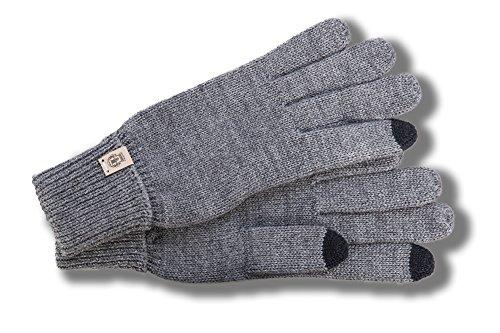 Gants pour Femme Touch Screen Roeckl gants avec dogits Gris