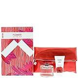 Kenzo Flower In The Air Gift Set 100ml EDP Spray + 50ml Body Milk + Bag