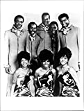 Fotomax Vintage Photo of The Temptations.