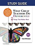 Study Guide: What Great Teachers Do Differently, 2nd Edition