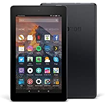 """Tablet Fire 7, schermo da 7"""", 8 GB, (Nero) - con offerte speciali"""