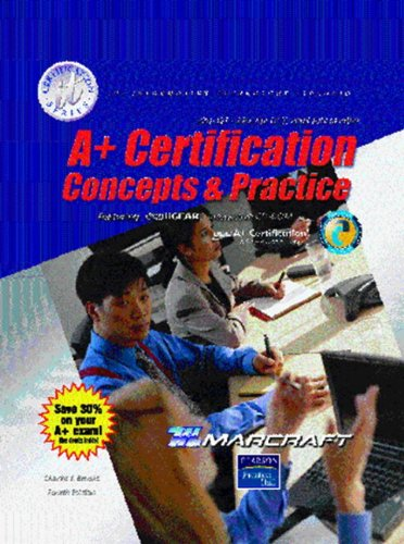 A+ Certification: Concepts and Practices (Text & Lab Manual): Text and Lab Manual por Charles J. Brooks