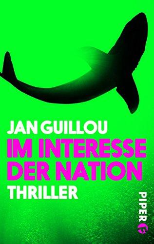 Im Interesse der Nation: Ein Coq-Rouge-Thriller (Coq-Rouge-Reihe 3) (German Edition)