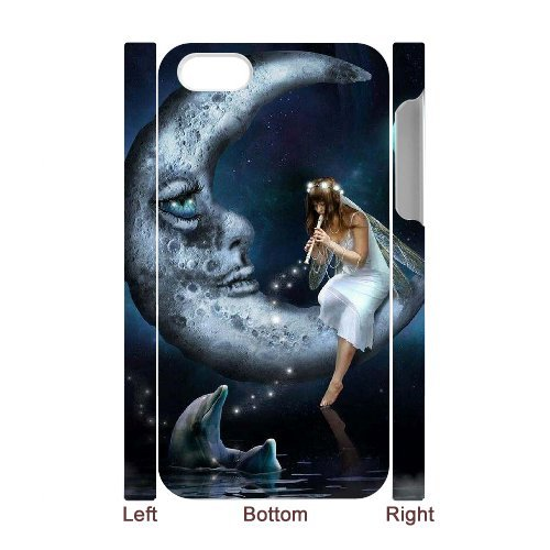 LP-LG Phone Case Of Night Fairy For Iphone 5C [Pattern-6] Pattern-1