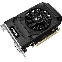 Palit 113795 PCI-E GTX1050 StormX 2 GB 128-Bit D/3DP/HDMI Graphics Card - Grey
