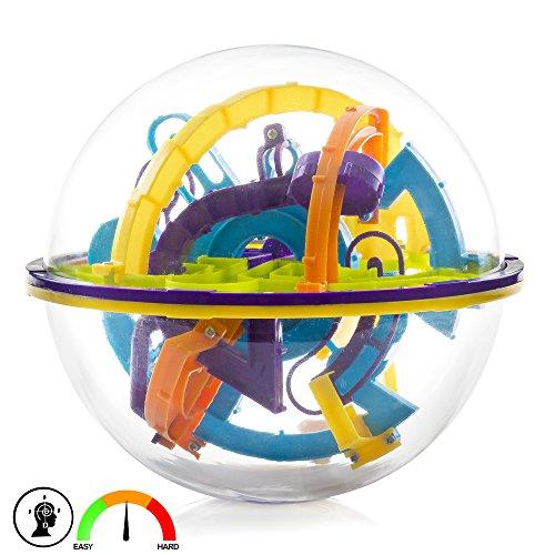 Silica Maze Ball DMX107
