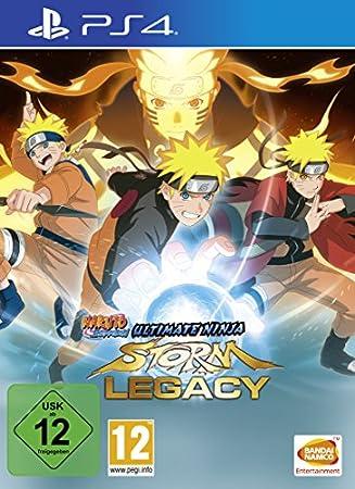 Naruto Shippuden: Ultimate Ninja Storm Legacy - (PlayStation 4)