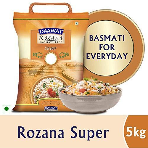 Kohinoor Super Value Basmati Rice, Blue, 5 kg @ Rs-599.00