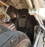 Paraspruzzi posteriore per passeggero - BMW R 1200 GS 2004-2012