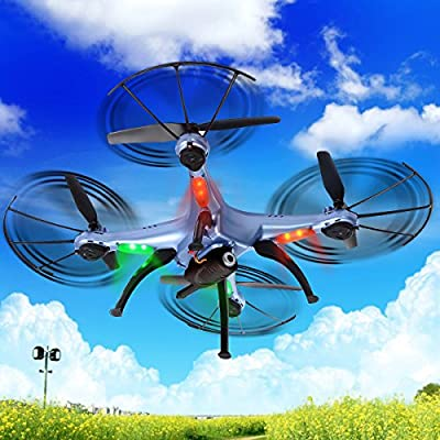 Syma X5hw 4ch 6 Axis Rc Quadcopter Drone Explorers Fpv 2.4g 2.0mp Wifi Camera UK.