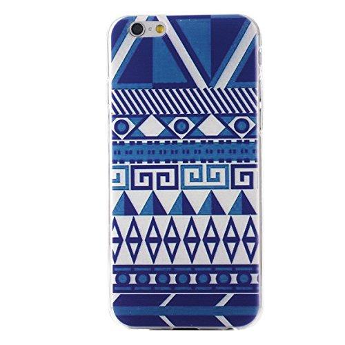 """MOONCASE Etui pour iPhone 6 Plus / 6S Plus (5.5"""") Gel TPU Silicone Case Cover Housse Coque Étui Mi14 Mi05 #1122"""