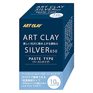 Art Clay Silver Paste 10g Qty 1