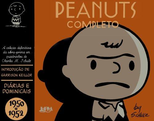 Peanuts Completo. 1950 a 1952 - Volume 1 (Em Portuguese do Brasil)