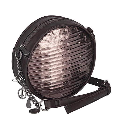 Fritzi aus Preussen - Umhängetasche MOON BAG EAGLE, Dark Bronze - Dark Eagle
