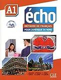 Echo A1 : Méthode de français pour l'Amérique du Nord (1DVD)