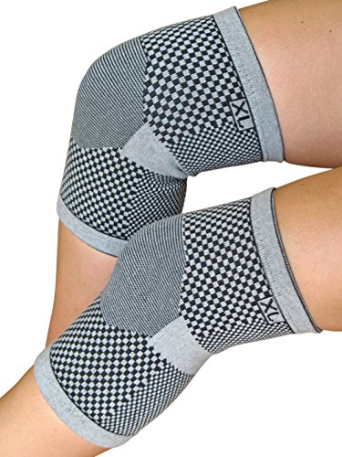 THERMO BAMBOO KNIE BANDAGE - 2 Stuck - INTHERMAX©
