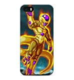 Bretfly Nelson Dragon Ball Z Golden Frieza Hard Plastic Snap-On Case Skin Cover For iPhone 5 / iPhone 5s - RMAWERNI59970