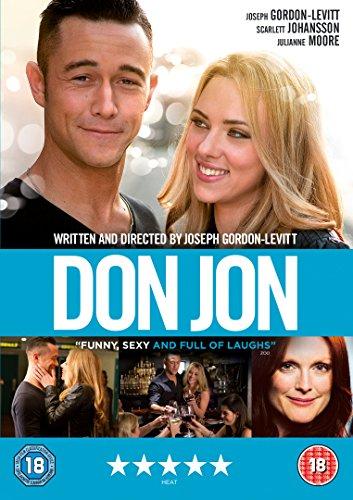 Don Jon [+Ultraviolet Copy] [DVD-AUDIO]