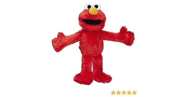 7dc4f6649c Sesamstraße Playskool The Furchester Hotel – Das Kleine Rote Monster Elmo [UK  Import]: Amazon.de: Spielzeug