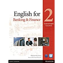 Vocational english. English for banking & finance. Coursebook. Per le Scuole superiori. Con CD-ROM: English for Banking & Finance Level 2 Coursebook and CD-ROM Pack