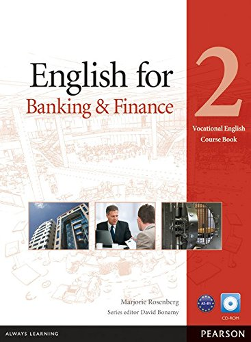 Vocational English Level 2. English for Banking and Finance. Coursebook (with CD-ROM incl. Class Audio)