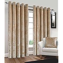 double rideaux velours. Black Bedroom Furniture Sets. Home Design Ideas