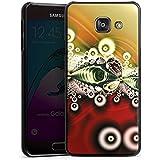 Samsung Galaxy A3 (2016) Housse Étui Protection Coque Motif Motif Vintage Rétro Collection