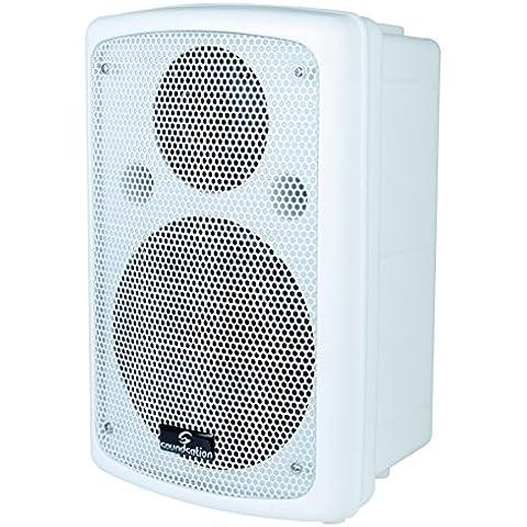 SOUNDSATION pasivo-Difusor de 60 W para altavoces de 2 Vías, 6,5