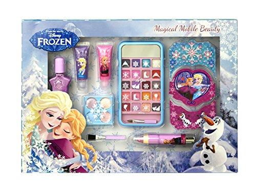 Frozen - Set de productos de maquillaje (Markwins)