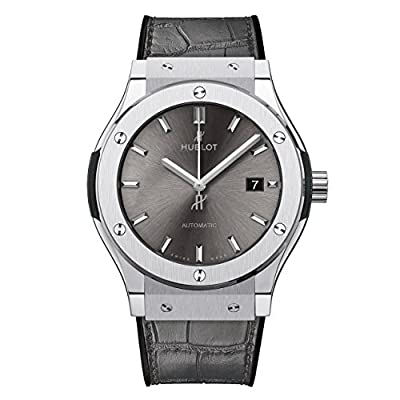 Hublot Classic Fusion Grey Dial Automatic Mens Watch 542.NX.7071.LR