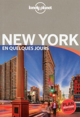 New York en quelques jours (1Plan détachable) par From Lonely Planet