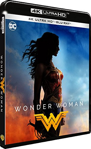 Wonder Woman - 4K Ultra HD - DC COMICS [4K Ultra HD + Blu-ray]
