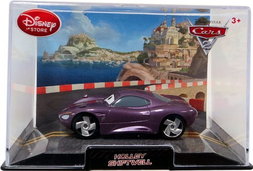 Disney / Pixar CARS 2 Movie Exclusive 148 Die Cast Car In Plastic Case Holley Shiftwell by Disney