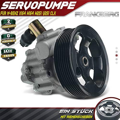 Servopumpe Servolenkung Hydraulikpumpe für CLK 320 CDI ML 280 CDI 4-matic R 280 CDI C209 W251 V251 W164 2005-2012 0064663101