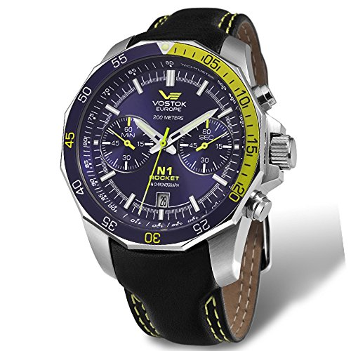 Vostok Europe Montre Homme 6S21-2255253