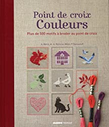 Point de croix couleurs