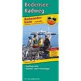 Bodensee-Radweg: Radtourenkarte mit Ausflugszielen, Einkehr- & Freizeittipps, wetterfest, reissfest, abwischbar, GPS-genau. 1:50000