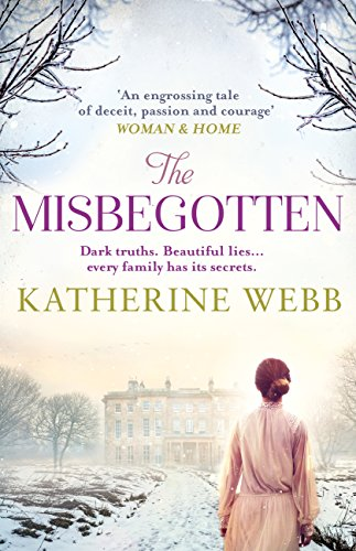 The Misbegotten: A haunting mystery of family secrets, passion and lies (English Edition) (Club Halloween Ausgabe)