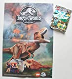 Jurassic World - 121903 Blue Raptor Baby mit Versteck Limited Edition