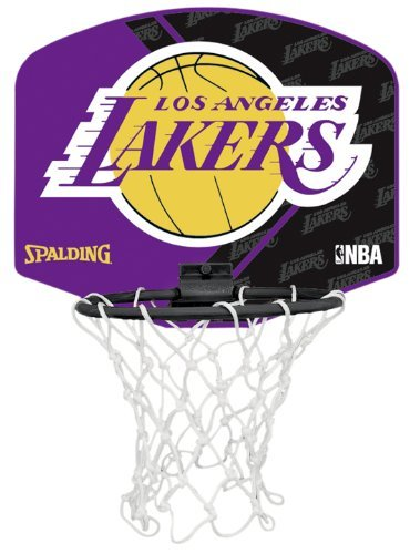 Spalding NBA Miniboard L.A. Lakers + Ball