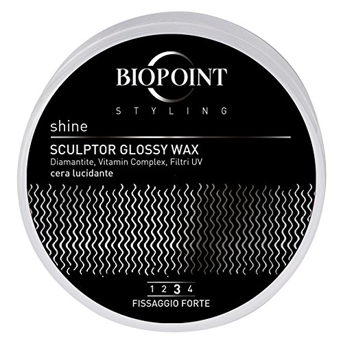 Styling Shine Sculptor Glossy Wax Cera 100 ml Fissaggio Forte