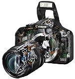 Canon EOS 500D SLR-Digitalkamera (15 Megapixel, LiveView, HD-Video) inkl. 18-55mm IS Kit (bildstabilisiert) - 7