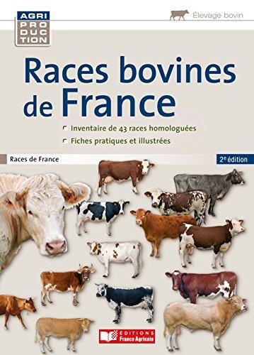 RACES BOVINES DE FRANCE