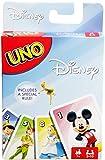 Mattel – Uno Disney – Kartenspiel