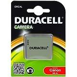 Batterie Duracell pour Canon type NB-4L, 3,7V, Li-Ion [ Batterie pour appareil photo numérique ]