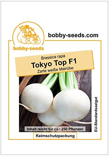 Bobby-Seeds Rübensamen Tokyo Top F1 Mairübe Portion