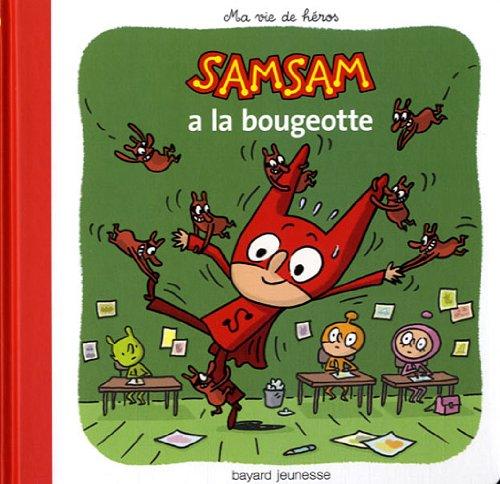 SamSam - Ma vie de héros, Tome 04: SamSam a la bougeotte