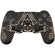 Elton PS4 Controller Designer 3M Skin For Sony PlayStation 4, PS4 Slim, Ps4 Pro DualShock Remote Wireless Controller - Assassins Creed, Skin For One Controller Only